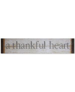 "Image of ""A Thankful Heart"" Wall Decor"