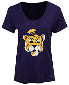 '47 Brand Women's LSU Tigers Forward Microlite Shade T-Shirt
