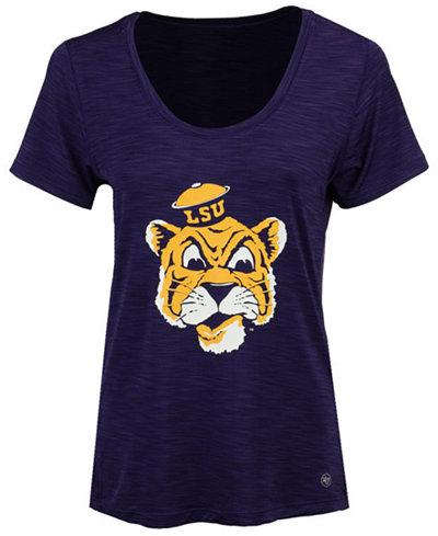 '47 Brand Women's LSU Tigers Forward Microlite Shade T-Shirt