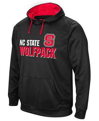 Colosseum Men's North Carolina State Wolfpack Stack Performance Hoodie