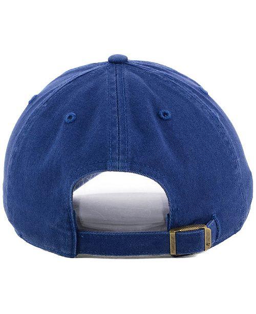 31f846eb33c89 47 Brand Kansas City Royals Timber Blue CLEAN UP Cap   Reviews ...