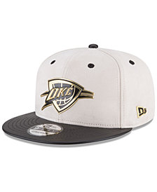New Era Oklahoma City Thunder Paul George Collection 9FIFTY Strapback Cap