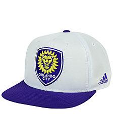 adidas Orlando City SC 2Tone Snapback Cap