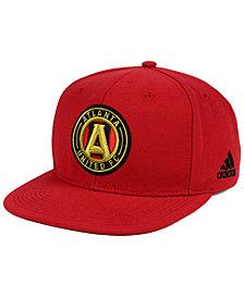 adidas Atlanta United FC Poly Snapback Cap
