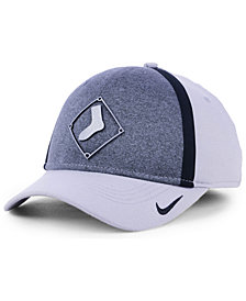 Nike Chicago White Sox Team Color Reflective Swooshflex Cap