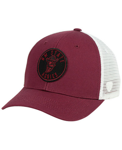 Top of the World New Mexico State Aggies Coin Trucker Cap