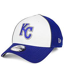 New Era Kansas City Royals Pop Reflective 39THIRTY Cap