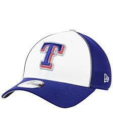 New Era Texas Rangers Pop Reflective 39THIRTY Cap