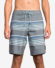 RVCA Men's Islands Stripe Board Shorts