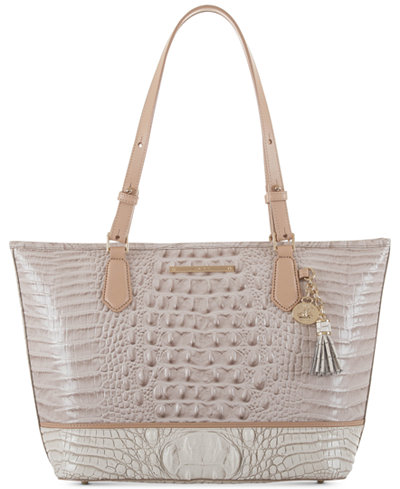 Brahmin Asher Tri-Color Medium Tote