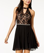 Party Dresses For Juniors Macy S