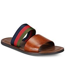Kenneth Cole Men's Kirby Stripe Slide Sandals