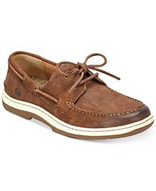 Born Men's Ocean 2-Eye Distressed Boat Shoes