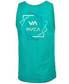RVCA Men's Blade Graphic-Print Tank
