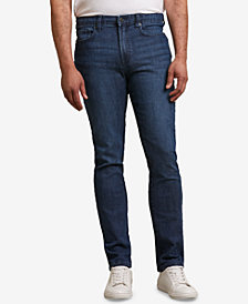 Kenneth Cole New York Men's Indigo Slim-Fit Jeans