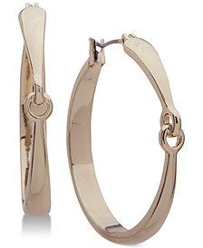 Lauren Ralph Lauren Interlocking Hoop Earrings