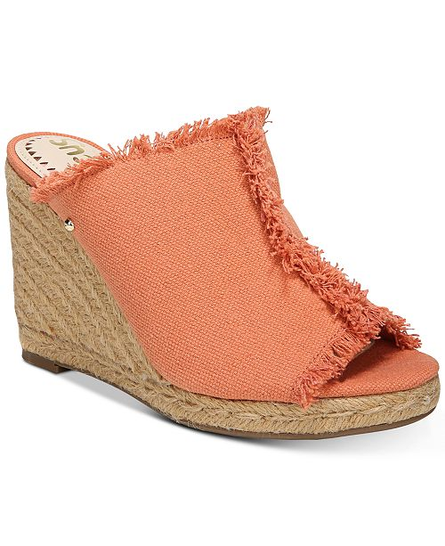 efae6b9fbbcf Circus by Sam Edelman Baker Espadrille Wedge Sandals   Reviews ...