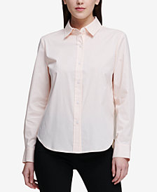 DKNY Button-Down Shirt, Created for Macy's