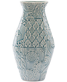 Zuo Medallion Vase, Medium