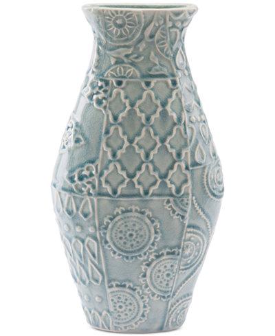 Zuo Medallion Vase, Medium