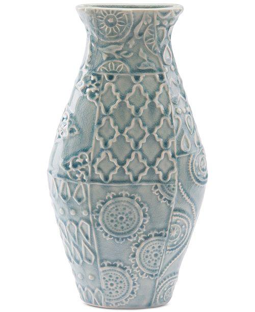 Medallion Vase, Medium