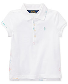 Polo Ralph Lauren Polo Shirt, Little Girls