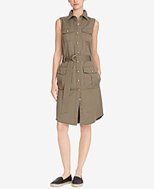 Lauren Ralph Lauren Petite Utility Dress