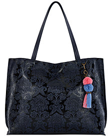 The Sak Vista Extra-Large Tote, Created for Macy's