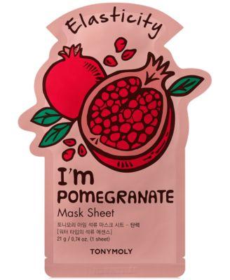 I'm Pomegranate Sheet Mask - (Elasticity)