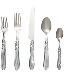 VIETRI Aladdin Brilliant 5-Pc. Flatware Place Setting