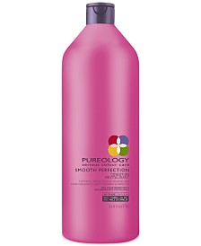 Pureology Smooth Perfection Conditioner, 33.8-oz., from PUREBEAUTY Salon & Spa