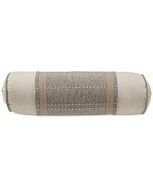 "Croscill Berin 21"" x 7"" Neckroll Decorative Pillow"