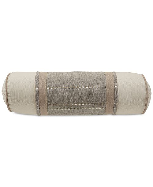 "Croscill Berin 21"" x 7"" Neckroll Decorative Pillow"