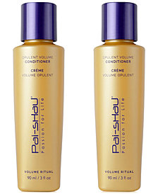 Pai Shau Opulent Volume Conditioner Duo (Two Items), 3-oz., from PUREBEAUTY Salon & Spa
