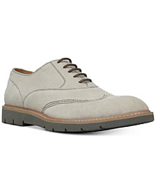 Donald Pliner Men's Sennet Calf Suede Oxfords
