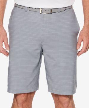 Pga Tour Men's Striped Golf Shorts 6193846