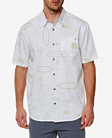O'Neill Men's Cali Printed Shirt