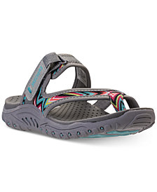 Skechers Women's Reggae - Zig Swag Sport Sandals from Finish Line