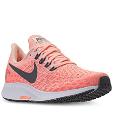 Nike Big Girls' Air Zoom Pegasus 35 Running Sneakers from Finish Line