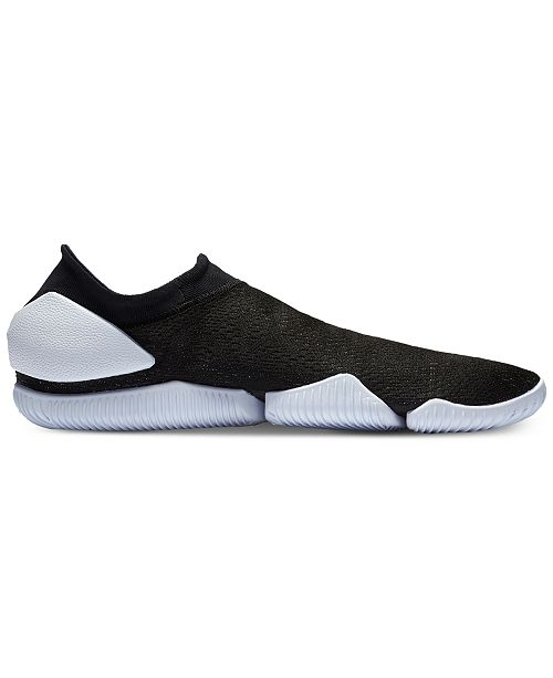 huge selection of 7e681 258d5 ... Nike Mens Aqua Sock 360 Casual Sneakers from Finish ...