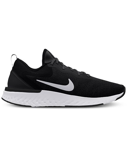 1871e203cb0 Nike Men s Odyssey React Running Sneakers from Finish Line   Reviews ...