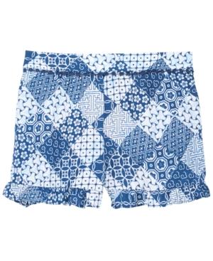 Epic Threads RuffleTrim Printed Shorts Big Girls Created for Macys