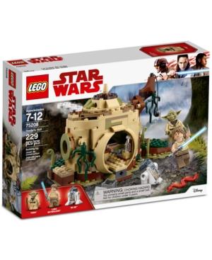 Lego Star Wars Yodas Hut Set 75208