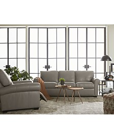 Orid Leather Sectional And Sofa Collection, Created For Macy's