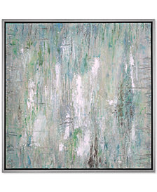 Uttermost Flowing Along Abstract Wall Art