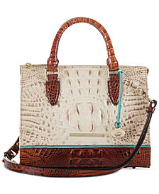 Brahmin Anywhere Macaw Small Satchel