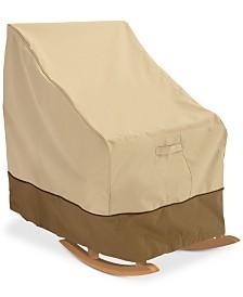 Medium Rocking Chair Cover, Quick Ship