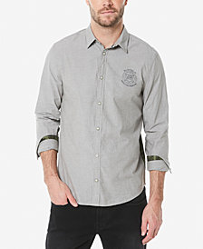 Buffalo David Bitton Men's Sopras Woven Shirt