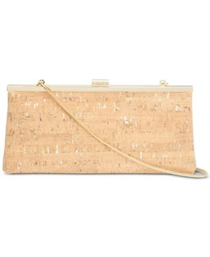 CORK SMALL CLUTCH