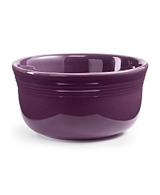 Fiesta Mulberry 28-oz. Gusto Bowl